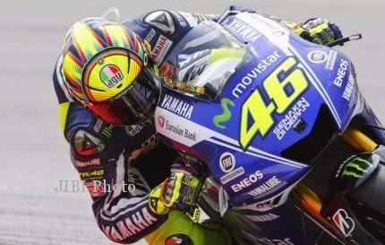 Rossi Juara moto GP Qatar 205