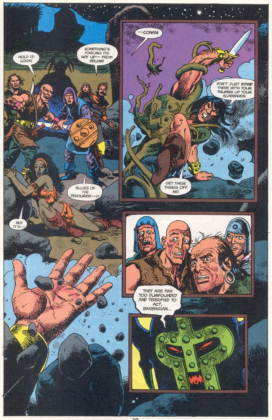 Conan the Barbarian (1970) Issue #272 #284 - English 16