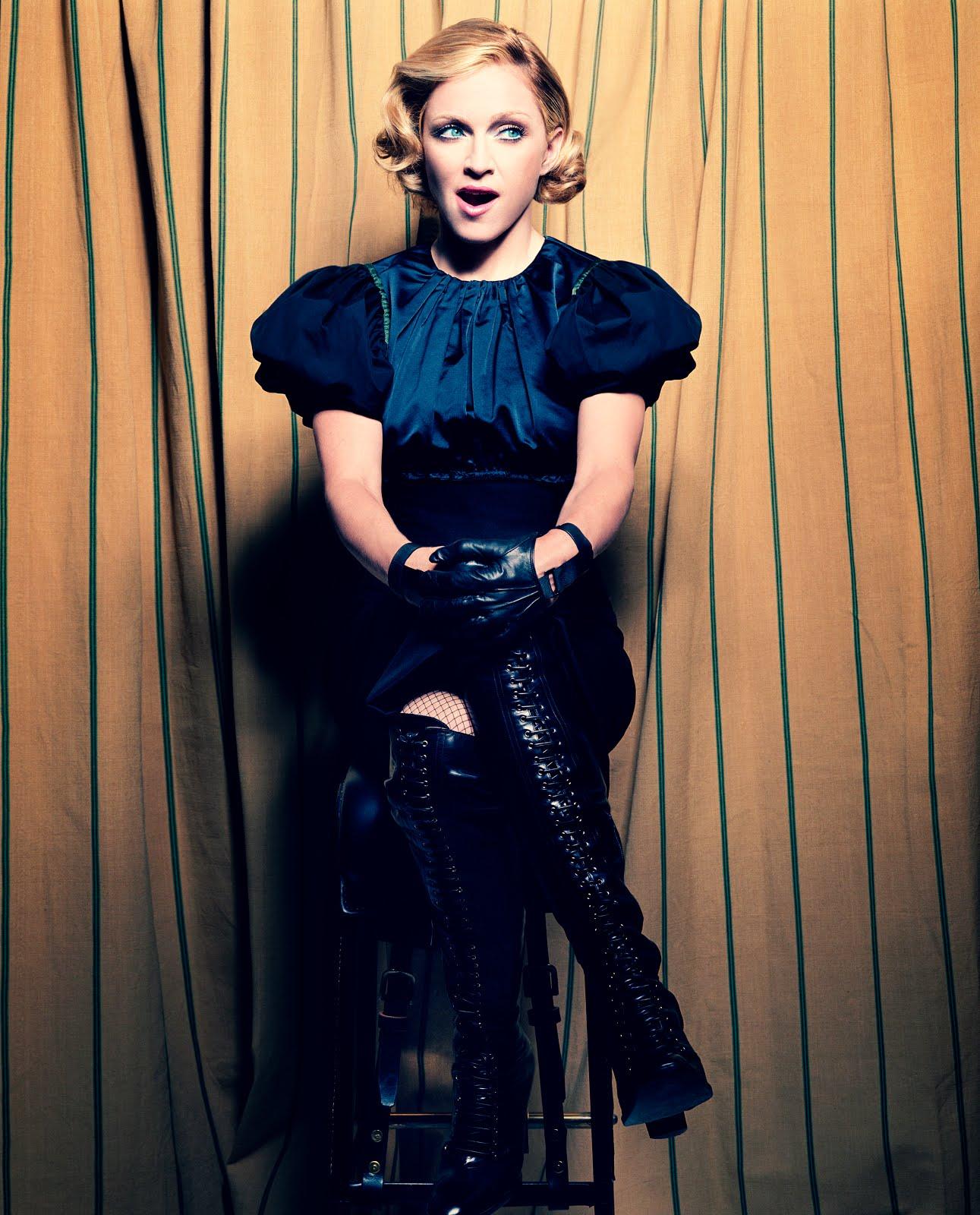 Madonna by Craig McDean