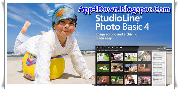 StudioLine Photo Basic 4.0.22 For Windows Final Free Download