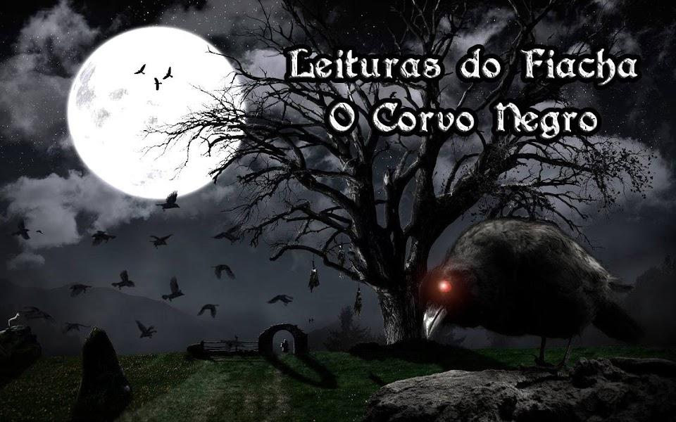 Leituras do Fiacha - O Corvo Negro