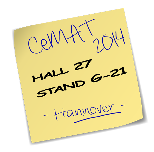 Feria CeMat, Hall27-Stand G-21