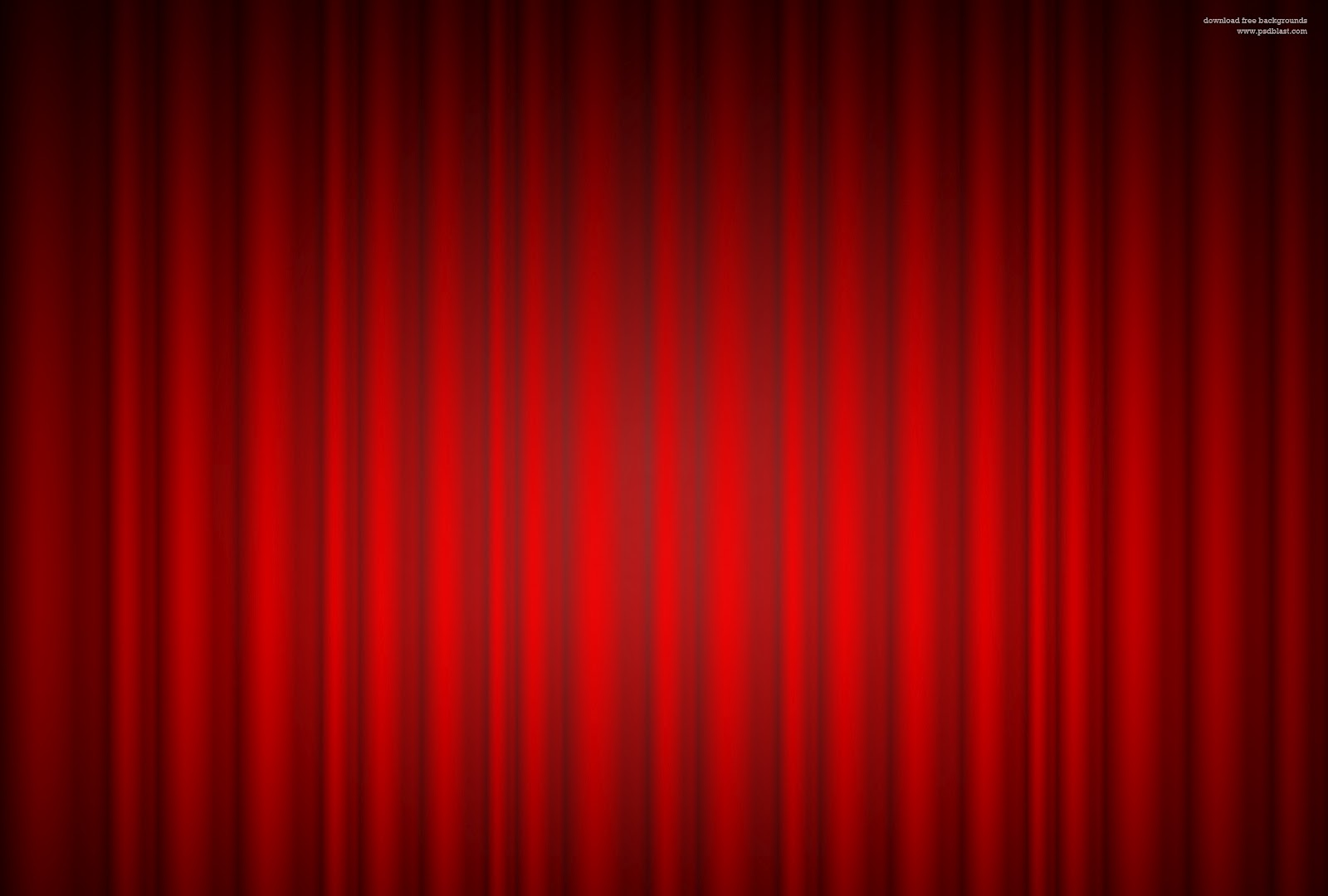 Red velvet curtain wallpaper - Red Curtain Background