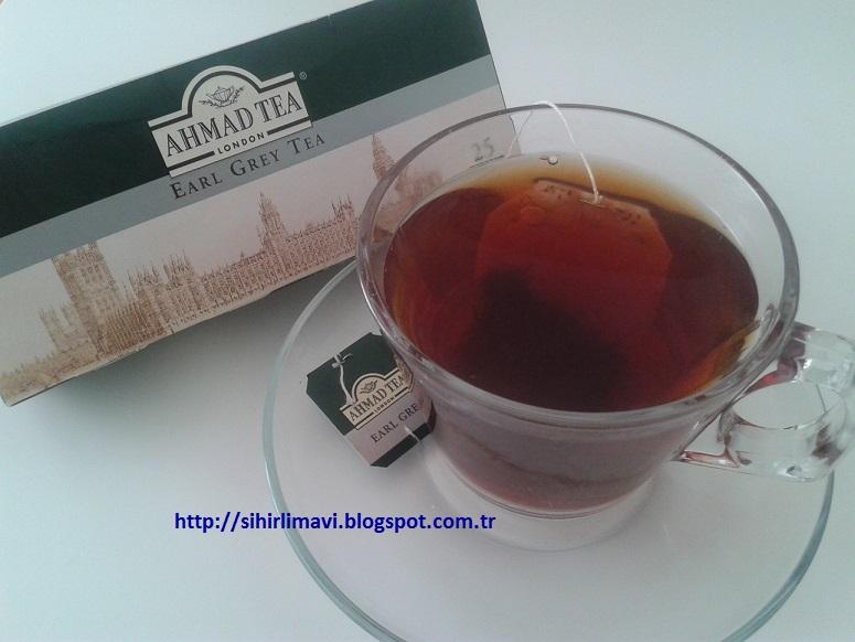 ahmad tea, çay, ingiliz çayı