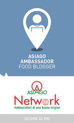 ASIAGO AMBASSADOR FOODBLOGGER