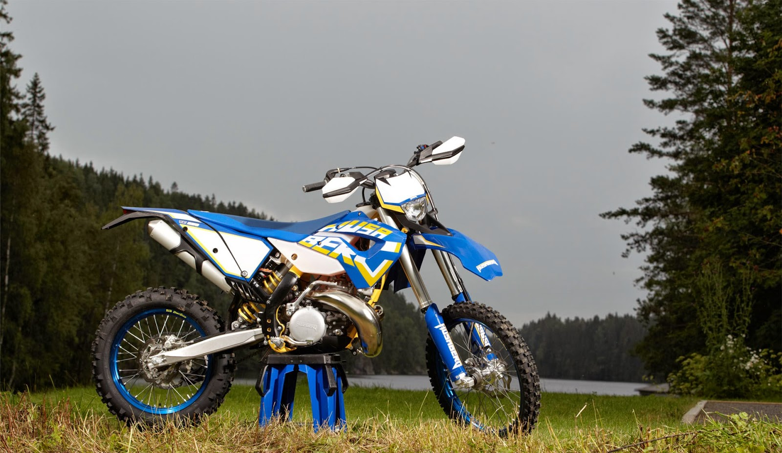 Husaberg TE 250 New Models Bikes
