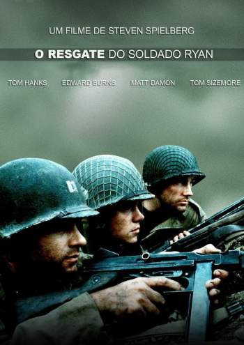 O Resgate do Soldado Ryan Torrent – BluRay 720p/1080p Dual Áudio