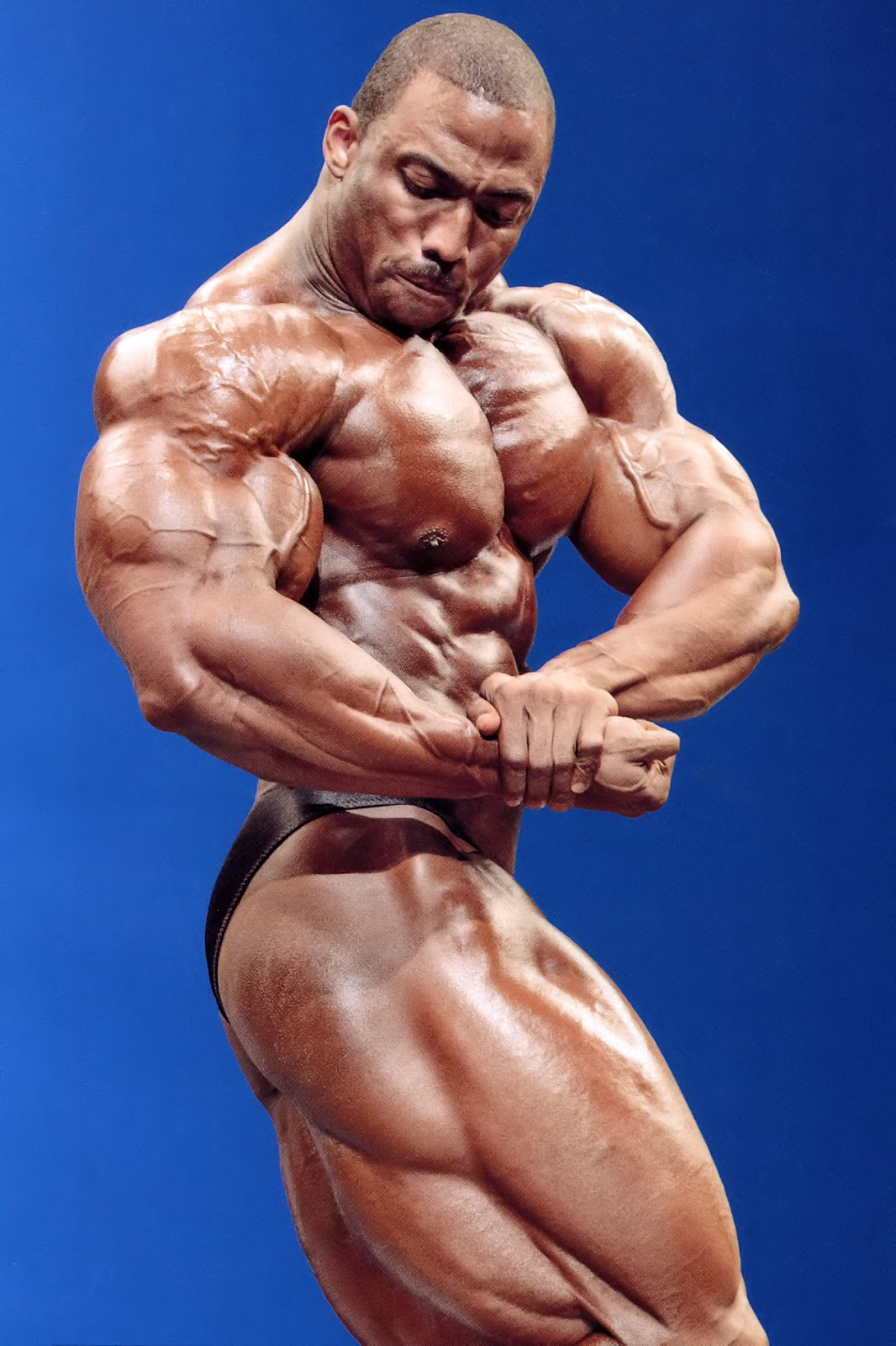 Natural Body Building Pictures