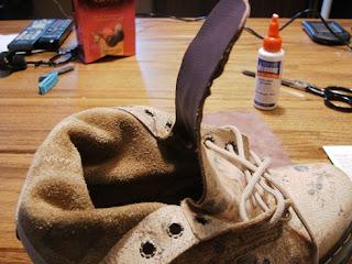Doc Martens Shoe Refashion