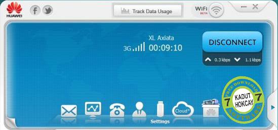 Cara merubah Modem Huawei Hilink 303 Menjadi Mobile Partner