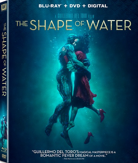 The Shape of Water (La forma del agua) (2017) m1080p BDRip 11GB mkv Dual Audio DTS 5.1 ch