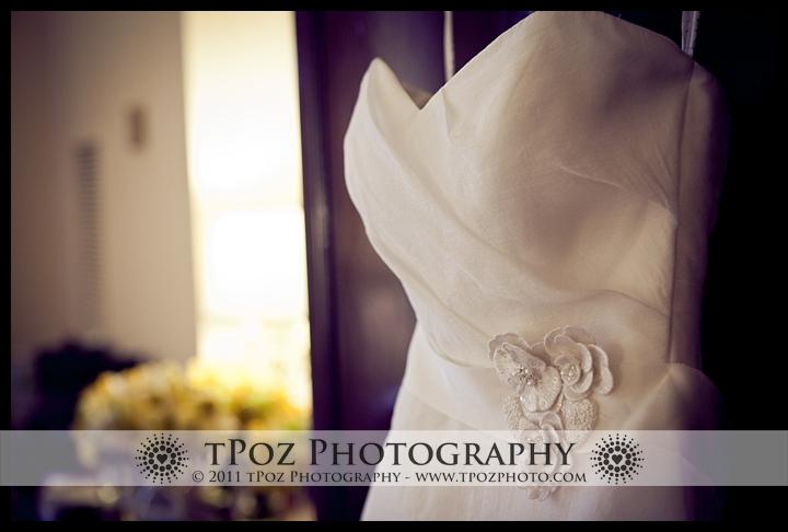 Admiral Fell Inn wedding  Galina gown