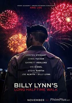 Billy Lynn Và Cuộc Chiến Nửa Đời Người - Billy Lynn&#39s Long Halftime Walk