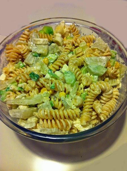 """pasta salad """"Primavera"""""""