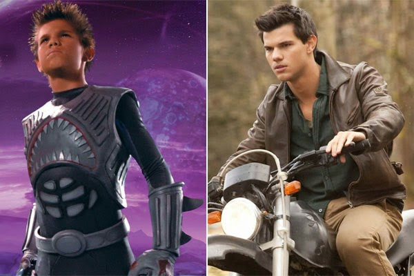 Heaven Knows I'm Miser... Taylor Lautner Sharkboy