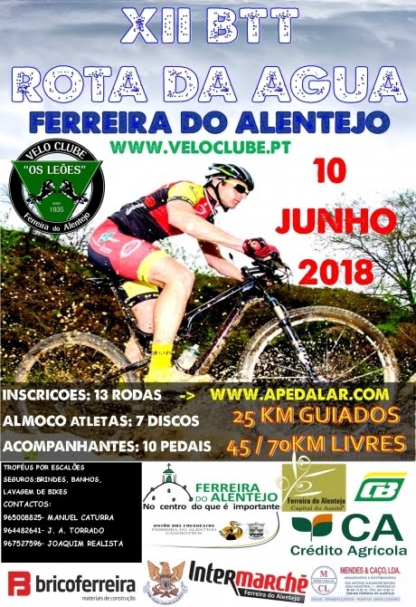 10JUN * FERREIRA DO ALENTEJO