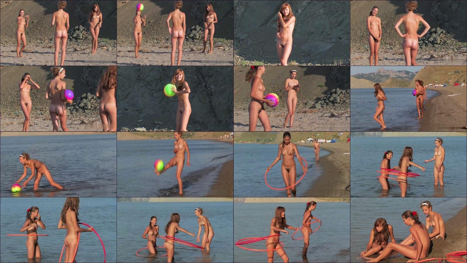 Naturist Girlfriends 2. Full version.