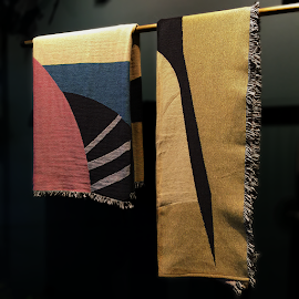 Studio Herron Woven Throws @Asrai Garden