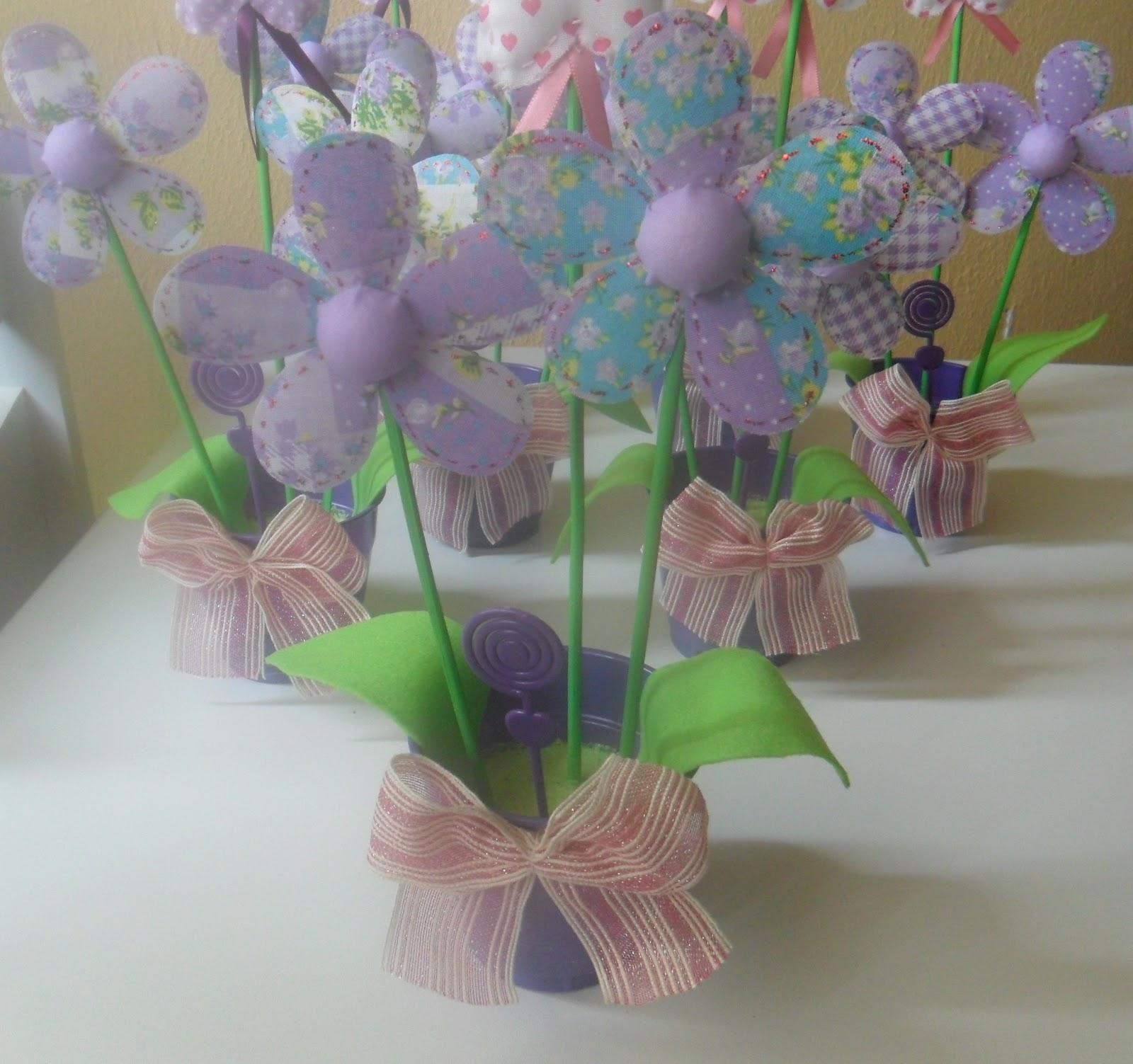 enfeite de mesa aniversario jardim encantado:ArteLary: Enfeites/Lembrancinhas de mesa tema Jardim Encantado