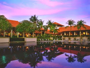 Resort Romantis di Sentosa Singapore - The Singapore Resort and Spa Sentosa Managed by Accor