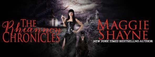 Maggie Shayne's THE RHIANNON CHRONICLES