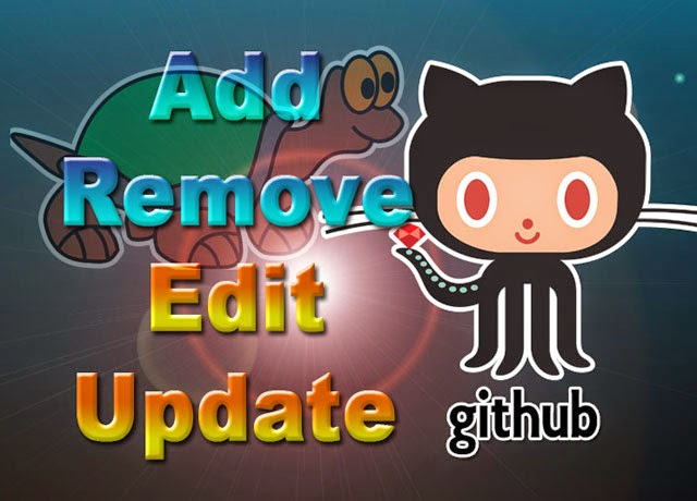 how to download files from github repository