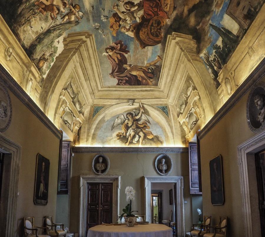 Villa ludovisi e casino boncompagni