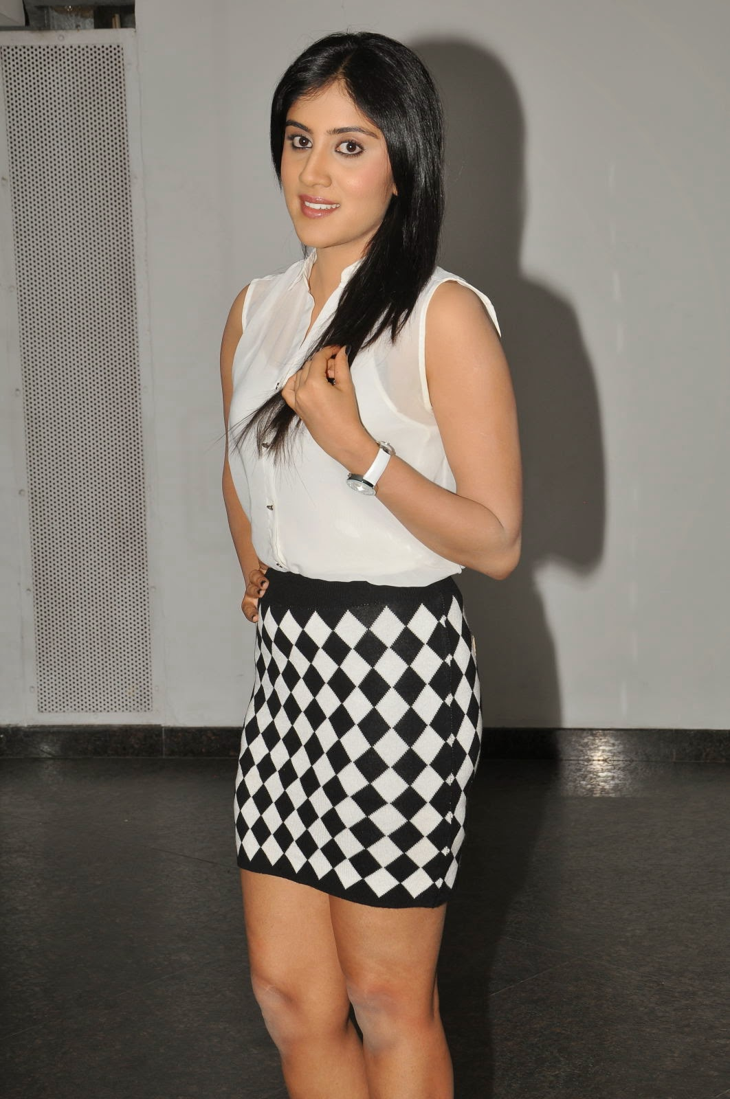 Dhanya Balakrishna Latest Glamorous Photos-HQ-Photo-11