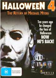 Filme Halloween 4 O Retorno de Michael Myers