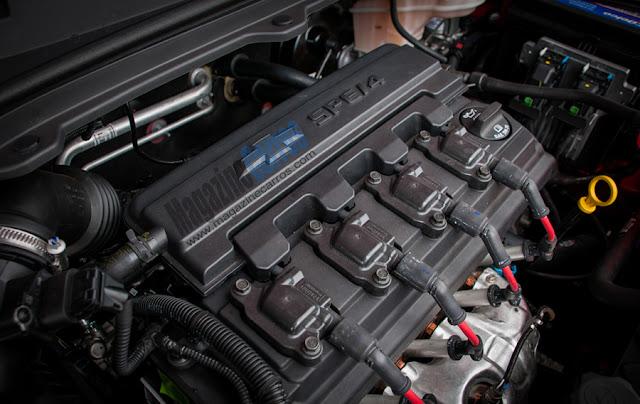 Lançamento oficial - motor do novo Onix sedan 2013