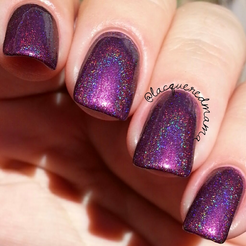 LacqueredMama: Vapid Lacquer - Fall 2014 Collection