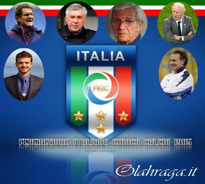 Olahraga.it – Italia merupakan sebuah negara yang kental dengan sepakbola itu bisa dilihat dari gelar juara dunia yang pernah mereka raih, selain itu klub-klub lokalnya mampu bersaing dengan klub negara lain. Lantas mengapa bisa seperti itu.......? karena italia mempunyai banyak pelatih hebat jadi sangat tepat apabila dikatakan Italia penghasil pelatih sepakbola.