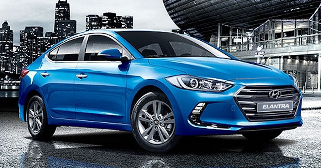 Hyundai Philippines Previews All New 2016 Elantra