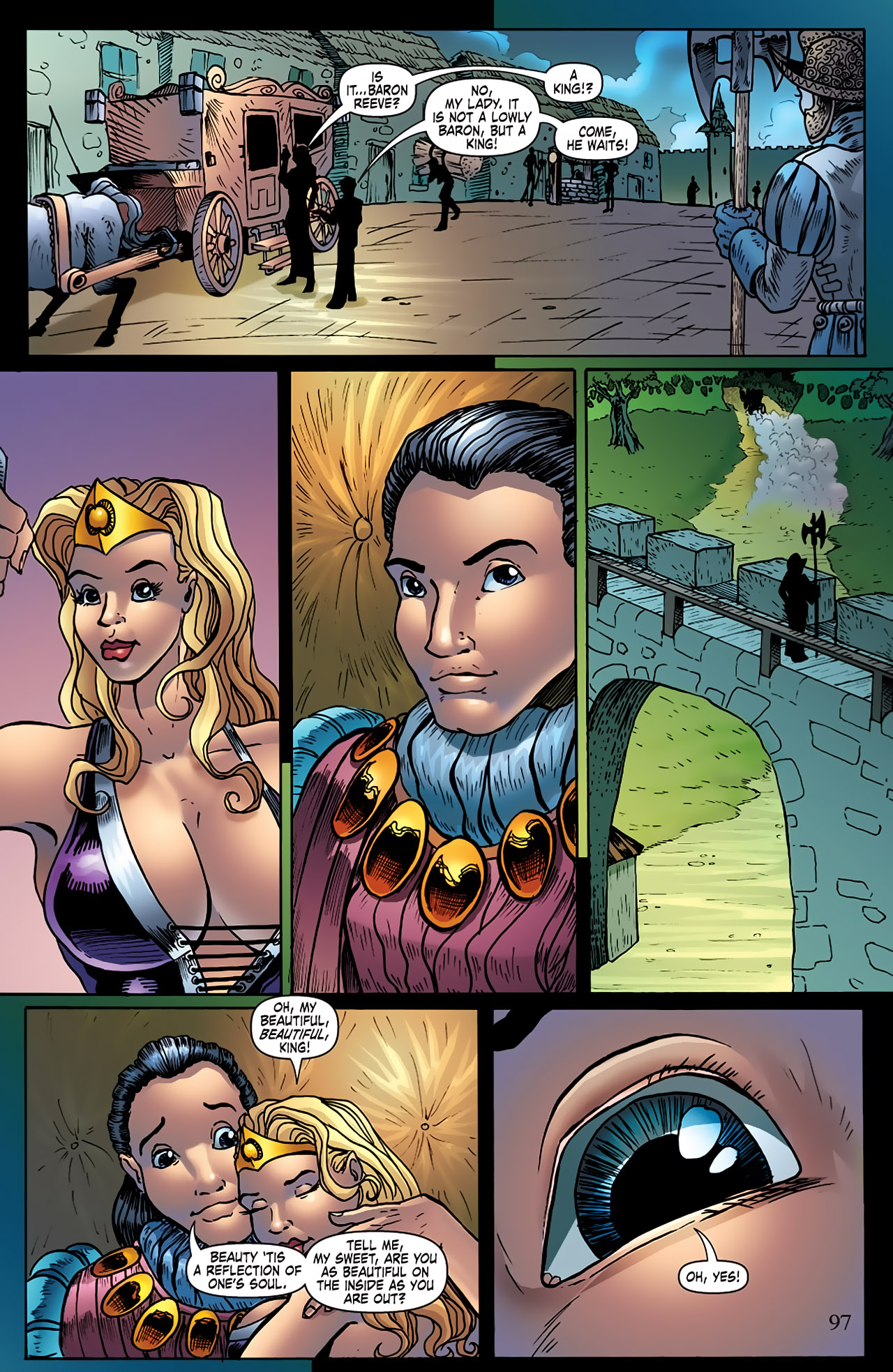 Grimm Fairy Tales (2005) Issue #10 #13 - English 19