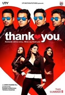 Thank You (2011) Bollywood movie mp3 song free download