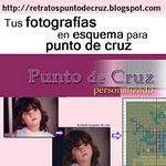 Fotografias en punto de cruz