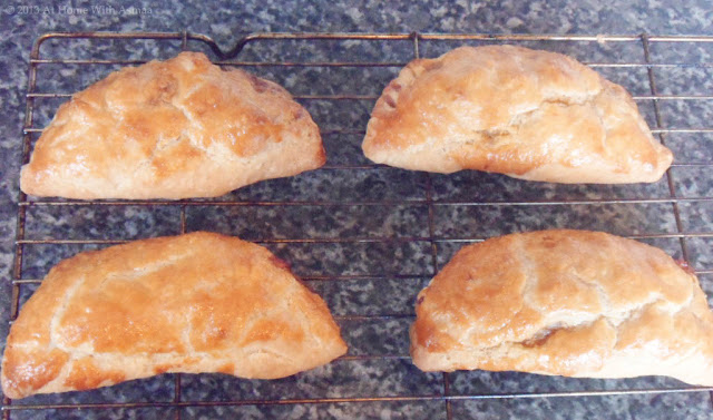 veggie pasties recipe | Halal Home Cooking