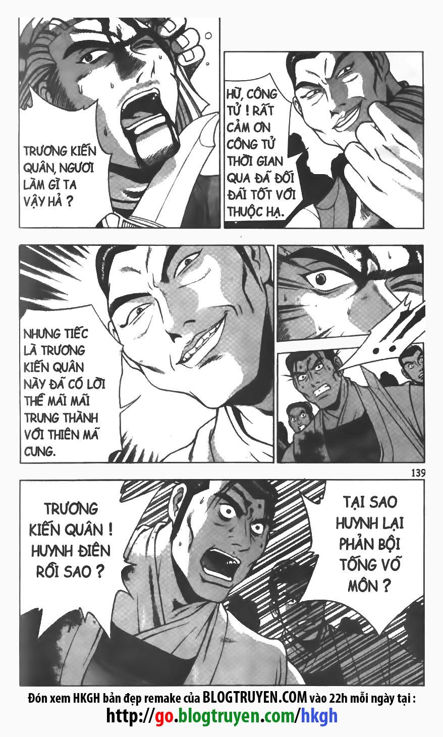 Hiệp Khách Giang Hồ chap 206 page 5 - IZTruyenTranh.com