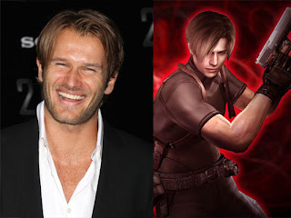 Johann Urb as Leon S. Kennedy
