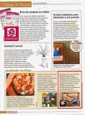 Revista Minha Casa - agosto 2012