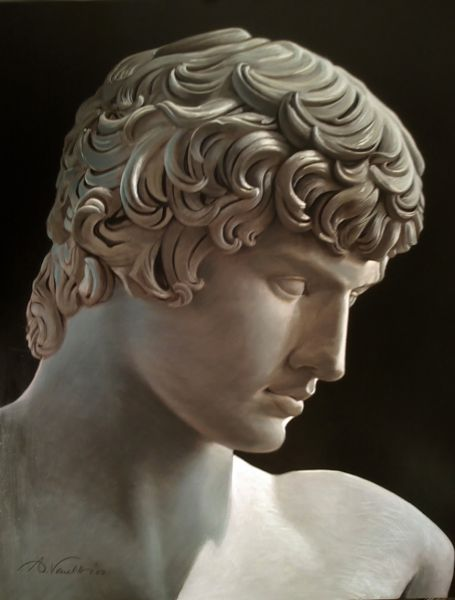 Guide Of Rome Antinous And The Ideal Of Beauty