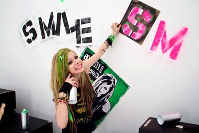 Avril - Smile