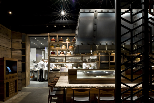 Delicious agony japanese inspiration for the design of - Modern japanese cuisine ...