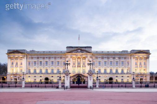 K Bedore Inspirations Victorian Era Buckingham Palace