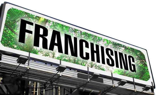 Franchising business what is a franchise