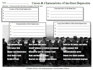 Great Depression Causes and Effects Essay