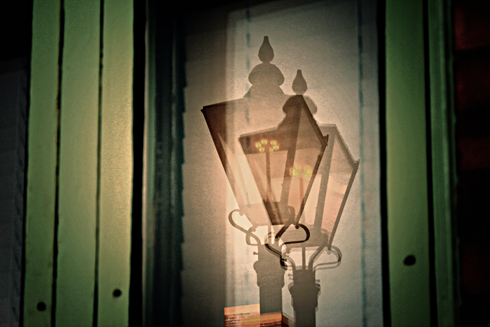 gas lamp medicine hat alberta photography