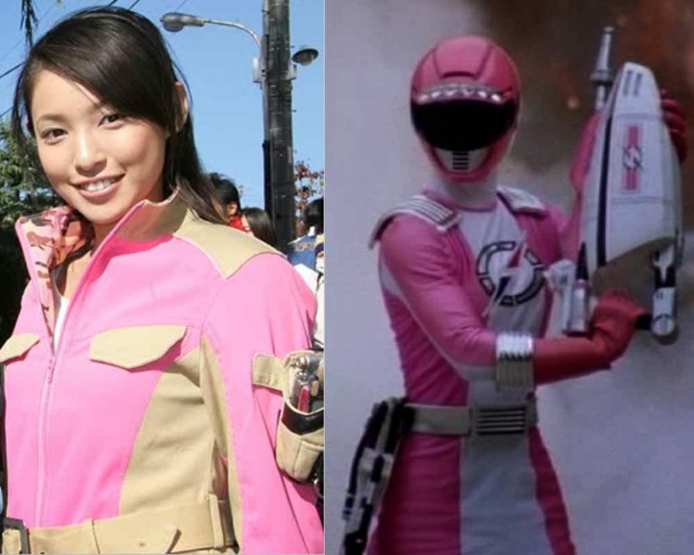 Sakura Nishihori (Bouken Pink)