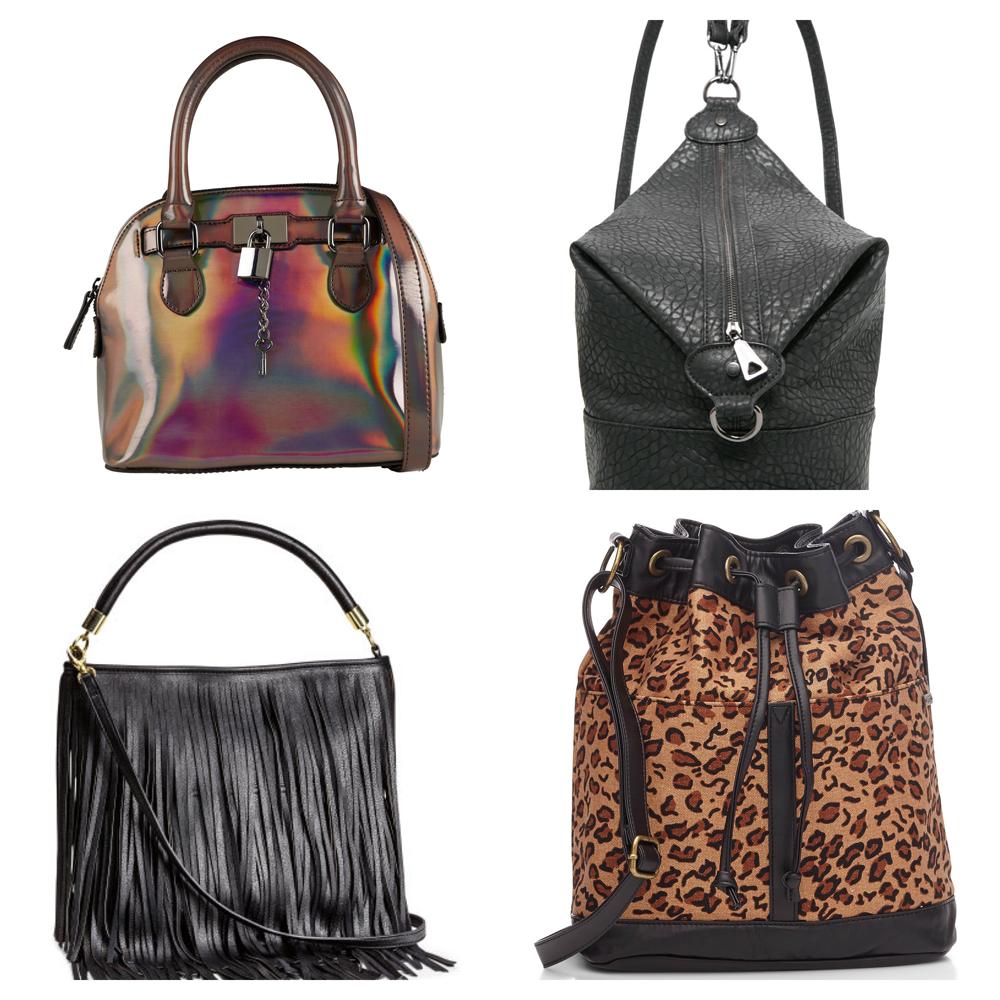 Les accessoires de l'automne sacs à main