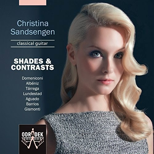 Shades and Contrasts - Christina Sandsengen